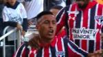 Christian Cueva: anotó en el 1-1 entre Sao Paulo y Corinthians - Noticias de peru campeón