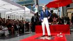 'Pitbull' develó su estrella en Paseo de la Fama de Hollywood - Noticias de don jon