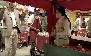 Fiestas Patrias: La campaña del Jorge Chávez para los turistas