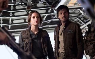 """""""Star Wars: Celebration"""": lo mejor del panel de """"Rogue One"""""""