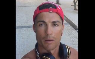 """Cristiano Ronaldo sobre su recuperación: """"Volveré más fuerte"""""""