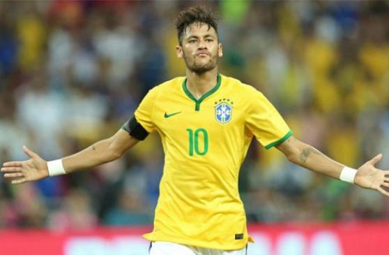 """Neymar se presentó con """"Scratch"""" para afrontar Juegos Olímpicos"""
