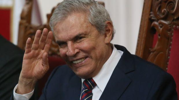 Luis Castañeda Lossio: aprobación sube 6 puntos y llega a 69%