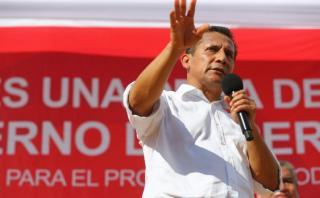 """Humala: """"Es fundamental que el Ejecutivo presida Presupuesto"""""""