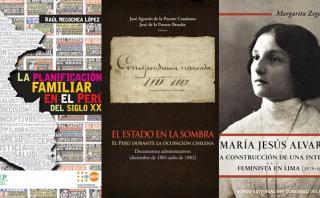 FIL Lima 2016: 7 libros sobre historia para buscar en la feria