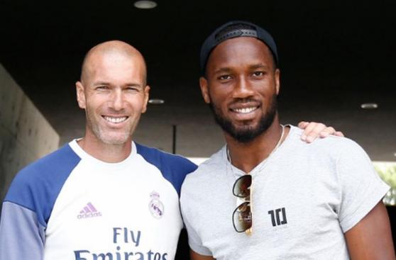 Didier Drogba en Real Madrid: