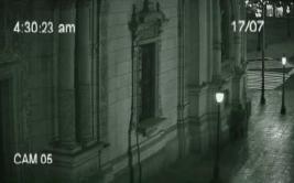 ¿Las imágenes del robo en Palacio de Gobierno son verídicas?