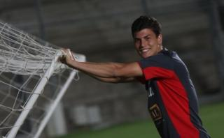 """Iván Bulos: """"Quiero estar en próxima fecha de Eliminatorias"""""""