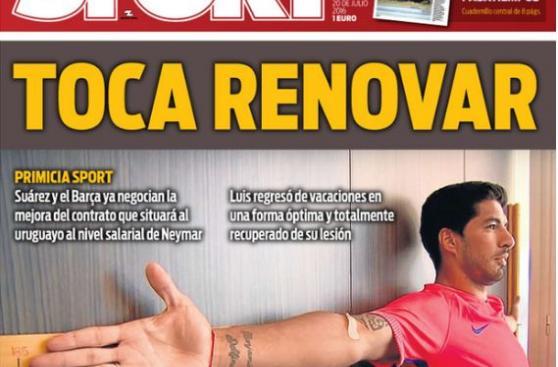 Barcelona subirá el sueldo de Luis Suárez: ¿Cuánto ganará?