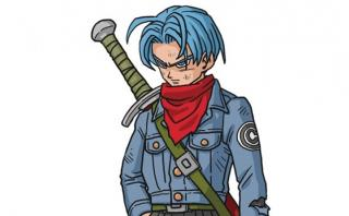 """Dragon Ball Super"" tendrá especial de TV con Trunks"