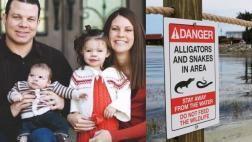 Padres del niño atacado por un caimán no demandarán a Disney