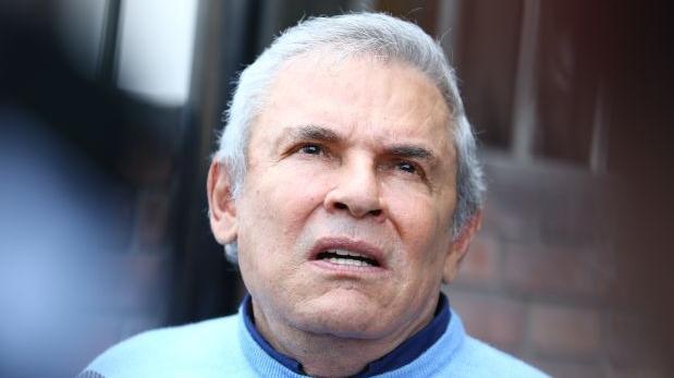 Castañeda fue citado para setiembre por caso de doble sueldo