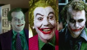 Los Joker que aparecieron en la historia del cine con Batman