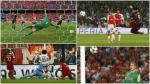 Champions League: UEFA eligió los 10 mejores goles del torneo - Noticias de stephan lichtsteiner