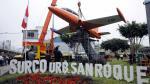 Avioneta en calle de Surco alarmó a vecinos y prensa [FOTOS] - Noticias de accidentes aéreos