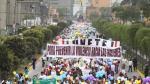 #NiUnaMenos: marcha contra violencia a la mujer el 13 de agosto - Noticias de tocamientos indebidos