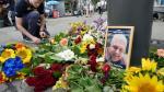 Pável Sheremet, periodista que murió en un atentado con bomba - Noticias de armamento