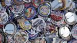 Souvenirs de Trump, los más vendidos en Convención Republicana - Noticias de richard nixon
