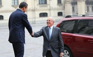 PPK se reunió por cuarta vez con Ollanta Humala