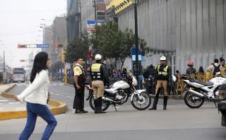 Fiestas Patrias: estas calles serán cerradas por Parada Militar