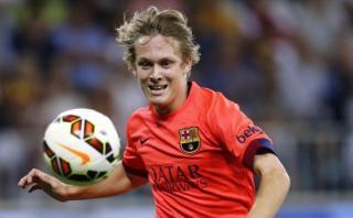 Barcelona vendió al 'Messi croata' en 5 millones de euros