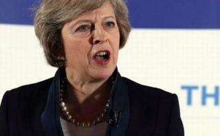 Brexit: May buscará mantener acuerdos comerciales con la UE