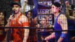 """""""Reto de Campeones"""": Gino y Rafael se dijeron de todo [VIDEO] - Noticias de rafael cadozo"""