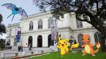 Pokémon Go: museos buscan 'atrapar' visitantes con videojuego - Noticias de mona lisa