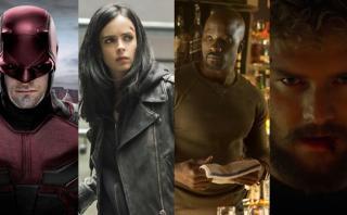 Netflix y Marvel: mira los tráilers de Iron Fist y Luke Cage