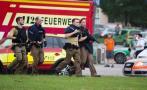 Alemania: Tiroteo en Múnich deja al menos 10 muertos