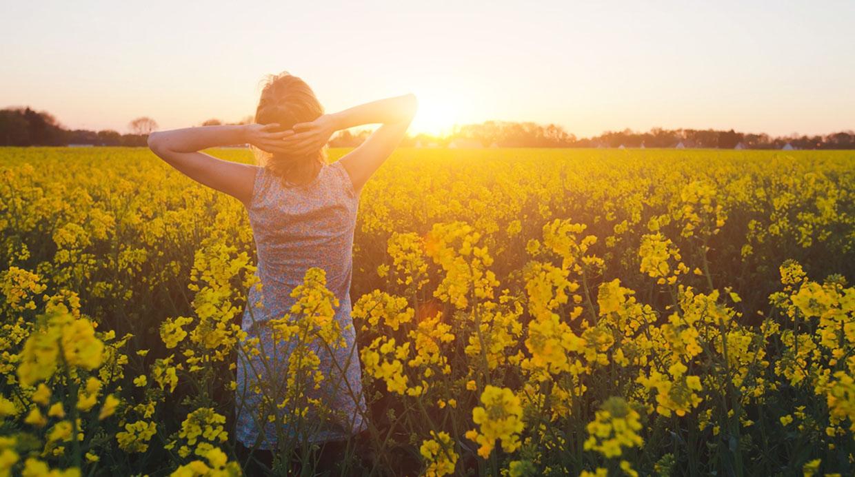 Cinco maneras de mantenerte positiva cuando todo sale mal