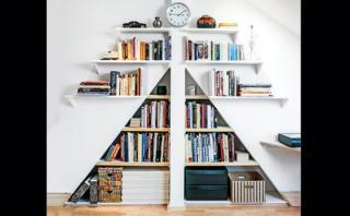 Libreros geniales: descubre cuál escoger de acuerdo al espacio