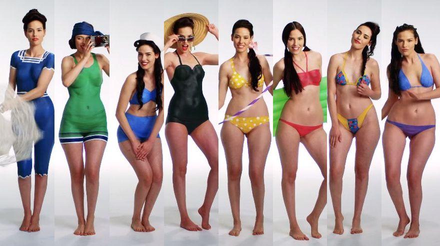 Sobre Colores: La pintura corporal