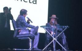 """Dross en Lima: """"El Perú está genial por sus catacumbas"""""""
