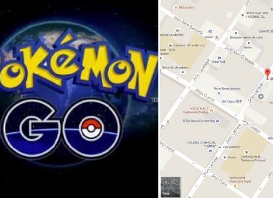 Google Maps te puede ahorrar datos al jugar Pokémon Go