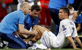 Cristiano Ronaldo descartó su presencia en Supercopa de Europa