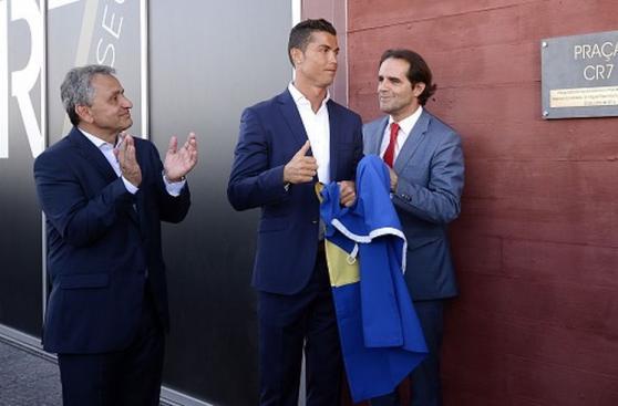 Cristiano Ronaldo inauguró su primer hotel en Madeira [GALERÍA]