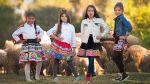 Las Polleras de Agus: imponiendo una tradición 100% peruana - Noticias de la arena