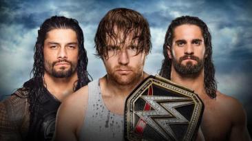 WWE Battleground 2016: Dean Ambrose defiende el título mundial