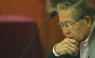 """Pedro Cateriano: """"Alberto Fujimori ha pedido el indulto"""""""