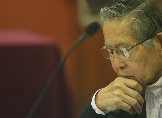 Cateriano: Alberto Fujimori ha presentado pedido de indulto