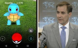 Reportero es descubierto jugando Pokémon Go en una conferencia