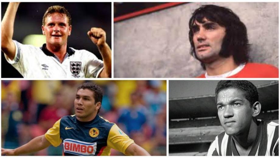 Los futbolistas que tuvieron gran fama y terminaron en quiebra