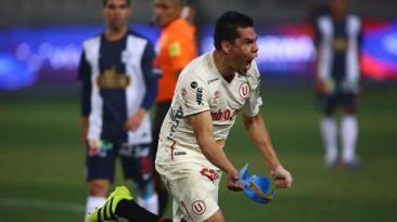 """Hernán Rengifo: """"Estos goles te quedan siempre en el corazón"""""""