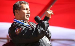 Humala evoca la Gran Transformación a cinco días de dejar cargo