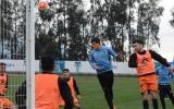 Iván Bulos marcó un doblete en la goleada del 0'Higgins
