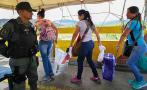 Colombia pide a venezolanos que no intenten cruzar la frontera