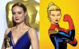 """Captain Marvel"": se confirma que Brie Larson es la heroína"