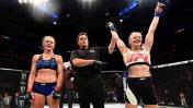 UFC: Valentina Shevchenko derrotó a Holm y quiere pelea titular
