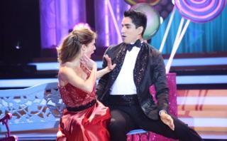 El gran show: Finalistas se lucieron en sensual baile de salón